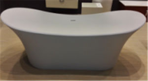 American Standard Freestanding Solid Surface Bathtub pictures & photos