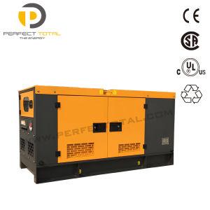 25kVA Isuzu Soundproof Diesel Generator pictures & photos