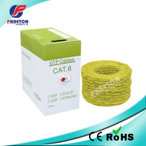 UPT CAT6 4pairs Data LAN Network Cable pictures & photos