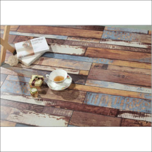 Modern Style Fashion Color Strips Waterproof AC4 E0 Laminate Flooring pictures & photos