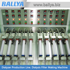 Manufacture Equipment for Assembly Low Flux Polyethersulfone (PES) Dialyzer 1.3 1.5m2 Dialyser