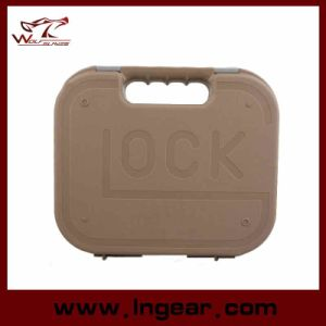 Military Tactical Plastic Case Glock Pistol Gun Case Tool Kit pictures & photos