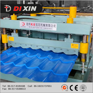 Dx 1050 Galvanized Roofing Sheet Roll Forming Machine pictures & photos
