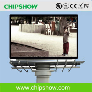 Chipshow P10mm Advertising Ventilation Full Color Outdoor LED Display Screen pictures & photos