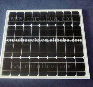 70W-90W Low Price Per Watt Solar Panels pictures & photos