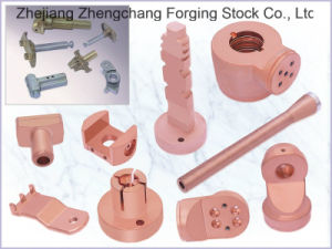 OEM Forging Brass Copper Pipe Fitting for Machining Part pictures & photos