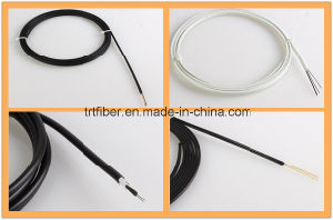 12cores Bow Type FTTH Drop Cable with Steel Wire pictures & photos