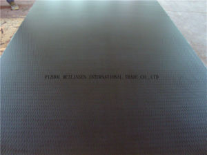 Anti-Slip Film-Faced Plywood pictures & photos
