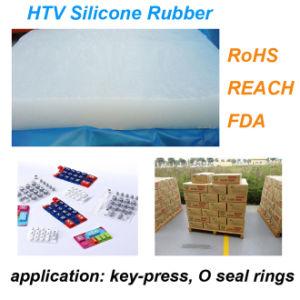 High Transparent Htv Silicon Rubber pictures & photos