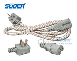Rice Cooker Power Cord 0.75 Pure Copper Netting Rice Cooker Power Line (50060016) pictures & photos
