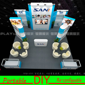 Creative Portable Modular Trade Show Exhibition Stand Booth pictures & photos