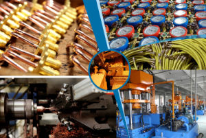 High Quality Capillary Copper Tube Coil with Nuts pictures & photos