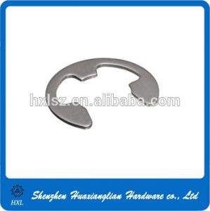 Stainless Steel DIN 6799 E-Type Snap Ring Circlip for Shaft pictures & photos