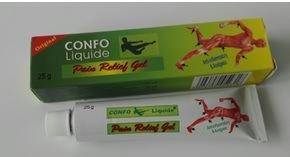 Confo Liquide 25g Pain Relief Gel pictures & photos