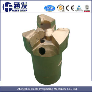 4inch Three Wing Diamond PDC Drill Bit for Drilling Underground Water Wells pictures & photos