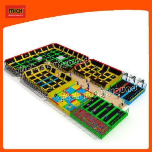 Multi Indoor Trampoline Park Arena Design for Kids pictures & photos