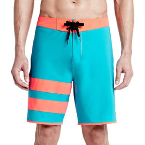 Men′s Elastic Waist Casual Sports Surf Beach Board Shorts pictures & photos