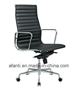 High Back Aluminium Leather Eames Manager Chair (E001A) pictures & photos