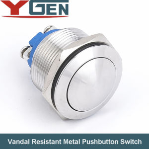 19mm 1no Momentary Push Button Switch