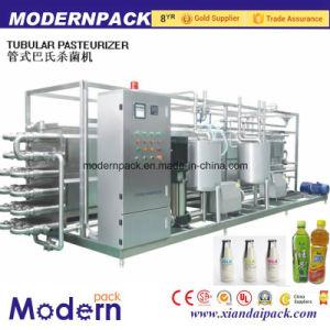 Tubular Ultra High Temperature Sterilizing Machine pictures & photos