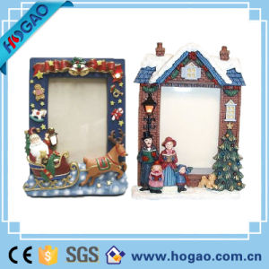 Christmas Photo Frame Resin Picture Frame pictures & photos