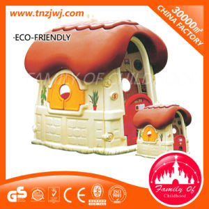 Kids Outdoor and Indoor Plastic Toys Plastic House pictures & photos