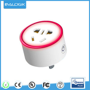 868.42MHz Wall Mounted Socket for Home Automation (ZW681CN) pictures & photos