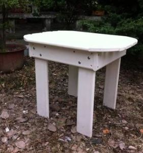 Sample Patio Polywood Side Table Furniture pictures & photos