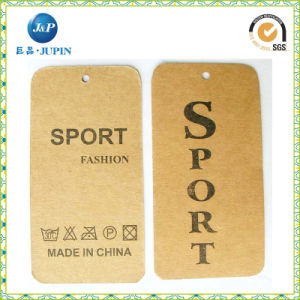 Wholesales Custom Design Printed Brown Hang Tags (JP-HT046) pictures & photos