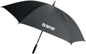 Hot Sale Black Color Advertising Golf Umbrella for Car Promotion (75G206-1)