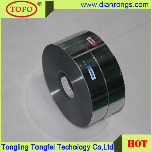 High Quality 4 Micron Metalized PP Film for Capacitor Use pictures & photos