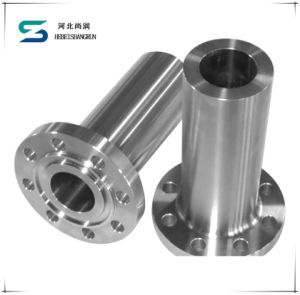 ANSI Carbon Steel Long Weld Neck Flange for Pipe Fitting pictures & photos