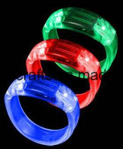 Custom Promotional Flashing LED Armband (LED0907) pictures & photos
