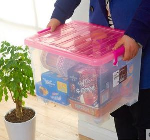 Top Quality Transparent Plastic Storage Box pictures & photos