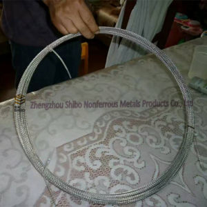 China Manufacture Stranded Tungsten Wires pictures & photos