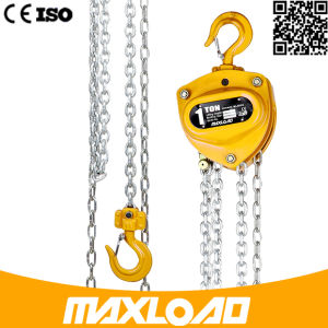 1 Ton Manual Hoist Chain Hoist Chain Block (VD-01T) pictures & photos