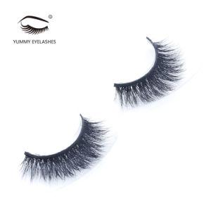 Best False Semi Permanent 3D Mink Eyelashes pictures & photos