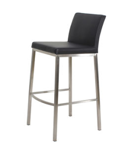 Stainless Steel High Back 4 Leg Bar Chair pictures & photos