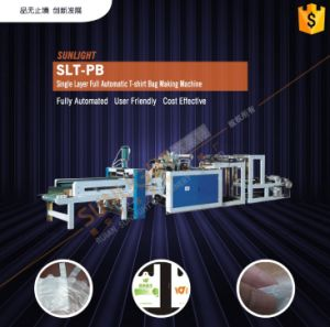 Poly Bag Making Machine (SLT-PB)