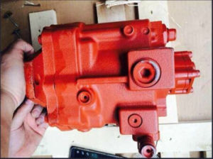 Hydraulic Original Steel Kyb Piston Oil Pump for Excavator (PSVL-54CG-15) pictures & photos