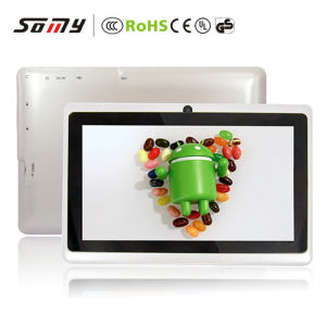 7 Inch Q88 1280*800 Quad Core Android Tablet