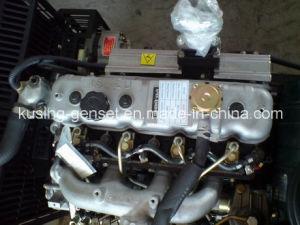 25kVA-37.5kVA Isuzu Diesel Generating Open Not Soundproof Gererator (IK30200) pictures & photos