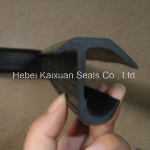 PVC Container Door Seal Refrigerated Truck Rubber Strip pictures & photos