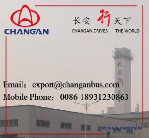 Changan Coaster Bus Minibus 15-30 Seats Diesel Low Price pictures & photos