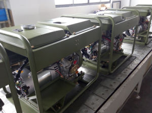 AC Single Phase 6kw Diesel Generator for Military Cape Use pictures & photos