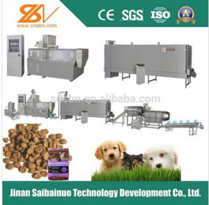 High Yield Easy Digest Healthy Dog Food Making Machine pictures & photos