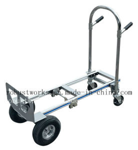 Multi Purpose Foldable Aluminium Hand Truck (HT143) pictures & photos