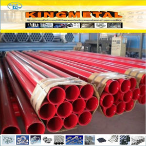 High Quality FM Approved Sprinkler UL Fire Protection Fighting Pipe. pictures & photos