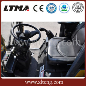 Ltma Loader 0.8t Compact Loader Made in China pictures & photos