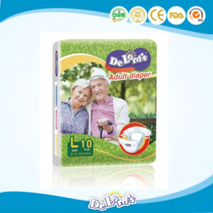Wholesale Adult Diaper Super Absorption Hot Selling Factory Provided pictures & photos